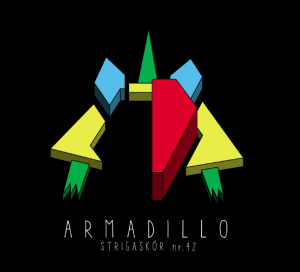 strigaskór nr 42 - armadillo cover art